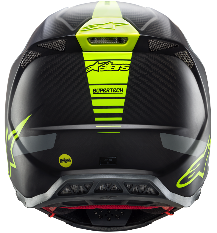 Rear Helmet SUPERTECH S M10